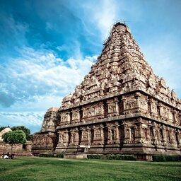 India-Zuid-Tamil Nadu tempel