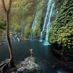 Indonesië-Bali-Excursie-Trekking-naar-Banyumala-waterval-5