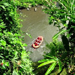 Indonesië-Bali-Rafting