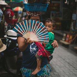 Indonesië-Bali-Ubud-algemeen-markt-1