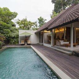 Indonesië-Java-Borobudur-Plataran-Borobudur-zwembad