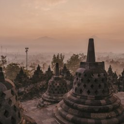 Indonesië-Java-Excursie-bij-zonsopgang-Borubudur2