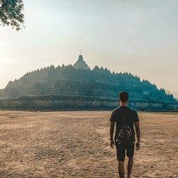 Indonesië-Java-Excursie-bij-zonsopgang-Borubudur4