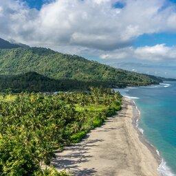 Indonesië-Lombok-Westkust