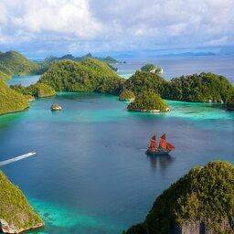 Indonesië-Misool-Misool-Resort-omgeving