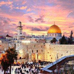 Israël-Jeruzalem-hoogtepunt-oude stad