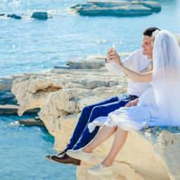 Italië-Amalfi-Amazing-Honeymoon-in-Amalfi-romantische-foto-knipsel
