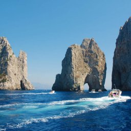 Italië-Amalfi-Capri-Faraglioni