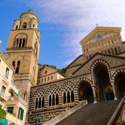 Italië-Amalfi-kathedraal