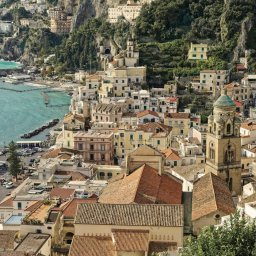 Italië-Amalfi-Luchtfoto-2