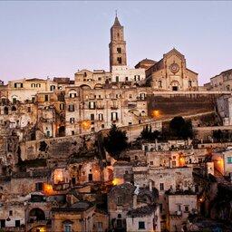Italië-Basilicata-Matera-1