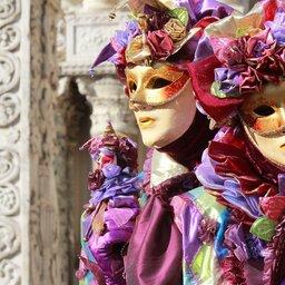 Italië - maskers - carnaval