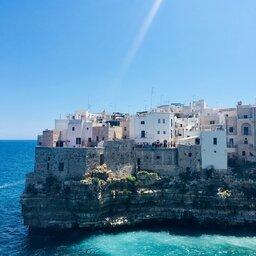Italië-Puglia-Adriatische-kust-Polignano-a-mare-4