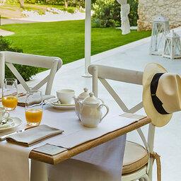 Italië-Sardinië-Zuid-Villa Fanny Boutique Hotel-ontbijt