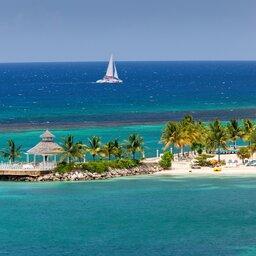 Jamaica - Ocho Rios -Coastline