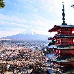 Japan-Hakone-Hoogtepunt-Mount Fuji