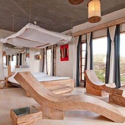 Kenia-Lamu-Majlis Resort-kamer