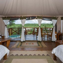 Kenia-Samburu Game Reserve-Elephant Bedroom Camp-twin ten