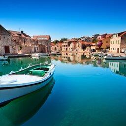 Kroatië - boot