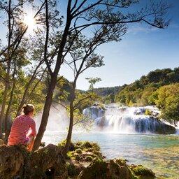 Kroatië - Plitvice meren