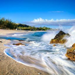 La Reunion-algemeen-strand