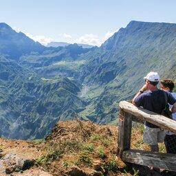 La Reunion-Cirque de Cilaos-hoogtepunt-uitzichtspunt
