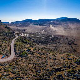 La-Reunion-zuidkust-wandeling-piton-de-la-fournaise-CREDIT-IRT-Volcadrone-productions