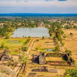 Laos-Champasak-Wat Phou