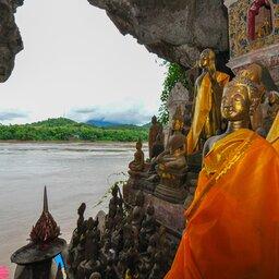 Laos-Luang Prabang-Pak Ouc Caves