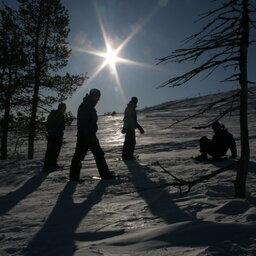 Lapland - Lainiotie - Kittilä - Finland - Snow Village (18)