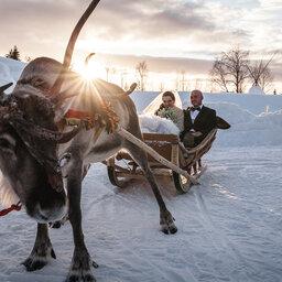 Lapland - Lainiotie - Kittilä - Finland - Snow Village (2)