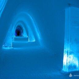 Lapland - Lainiotie - Kittilä - Finland - Snow Village (23)