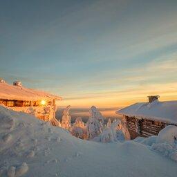Lapland - Rovaniemi - Finland - Hotel Ounasvaaran Chalets HQ