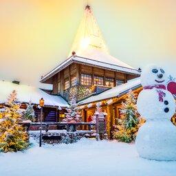 Lapland - Santa claus village