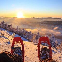 Lapland - Sneeuwschoenen - Wandelen (1)