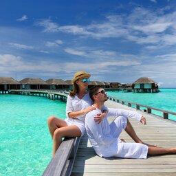Malediven-koppel