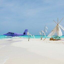 Malediven-Nautilus-strand-picknick