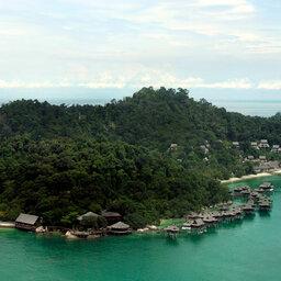 Maleisie-Pangkor Laut-hotel Pangkor Laut Resort-1