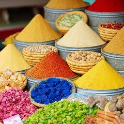 Marokko - Marrakech - kruiden