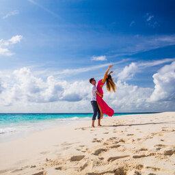 Mauritius-koppel-strand