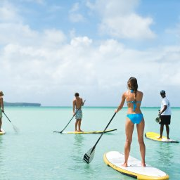 Mauritius-noorden-Zilwa-Attitude-hotel-standup-paddle