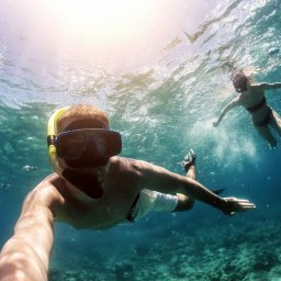 Mauritius-snorkelen-koppel