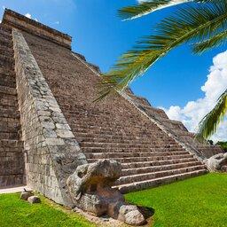 Mexico - Chichén Itzá - Yucatán (5)