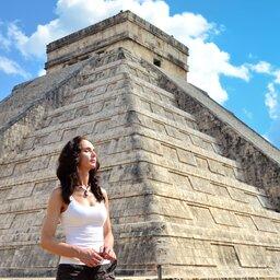 Mexico - Chichén Itzá - Yucatán (7)