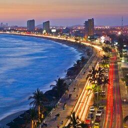 Mexico - kustijn