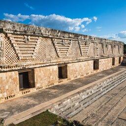 Mexico - Yucatán Uxmal (2)