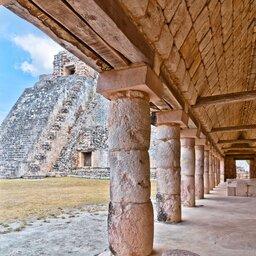 Mexico - Yucatán Uxmal (3)