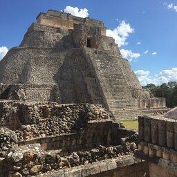 Mexico - Yucatán Uxmal (5)