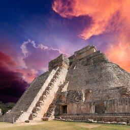 Mexico - Yucatán Uxmal (8)