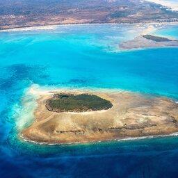 Mozambique-Archipel van Quirimbis